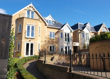 Thumbnail 2 bed flat for sale in Slades Hill, Enfield