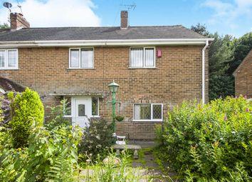 Thumbnail 3 bedroom semi-detached house for sale in Little Oak Avenue, Kirkby-In-Ashfield, Nottingham