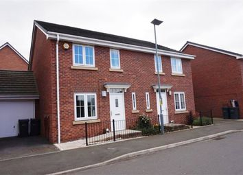 Thumbnail 3 bedroom semi-detached house for sale in Ownall Road, Shard End, Birmingham