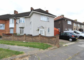 Thumbnail 3 bed semi-detached bungalow for sale in Fuller Road, Dagenham, Essex