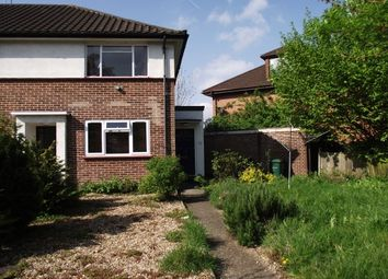 Thumbnail 2 bed flat to rent in Northway Crescent, London