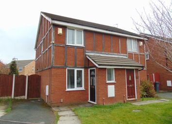 Thumbnail 2 bed semi-detached house to rent in Moorefoot Way, Melling Mount, Kirkby