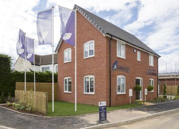 Thumbnail 3 bed detached house for sale in Plot 2A, The Mere, Abbey Walk, Swineshead, Boston