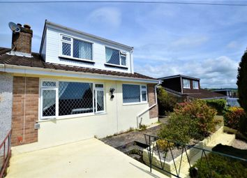 Thumbnail 3 bed semi-detached house for sale in South View Park, Plympton, Plymouth, Devon