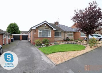 Thumbnail 2 bed bungalow to rent in Wyre Drive, Boothstown, Manchester