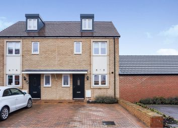 Thumbnail 3 bedroom semi-detached house for sale in Kite Way, Hampton Vale