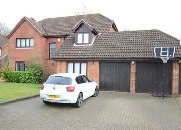 Thumbnail 5 bedroom detached house for sale in Manor Park Drive, Finchampstead, Wokingham
