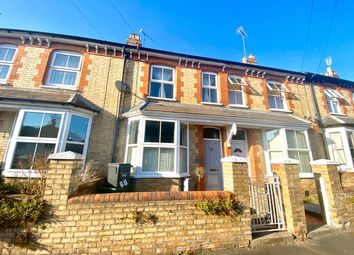 Thumbnail 3 bed terraced house for sale in Cyril Street West, Taunton