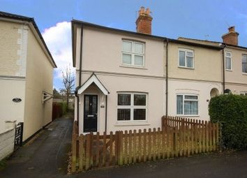 Thumbnail 2 bed end terrace house for sale in Queens Road, North Camp Village, Farnborough