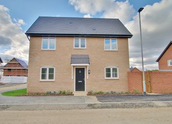 Thumbnail 3 bed semi-detached house for sale in Suffolk Close, Warboys, Huntingdon