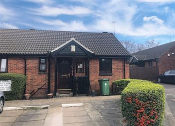 Thumbnail 1 bedroom semi-detached bungalow for sale in Rectory Close, Tranmere, Birkenhead