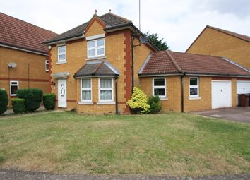 Thumbnail 3 bedroom link-detached house for sale in Andrea Avenue, Grays