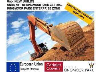 Thumbnail Industrial to let in Kingmoor Park Central, New Build Units N1-N8, Carlisle