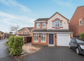 Thumbnail 4 bed detached house for sale in Alphingate Close, Stalybridge, Cheshire, United Kingdom