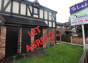 Thumbnail 2 bed semi-detached house to rent in Hamar Way, Birmingham