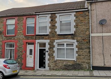 Thumbnail Terraced house for sale in High Street, Abertridwr, Caerphilly