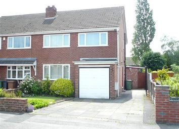 Thumbnail 3 bed semi-detached house for sale in Lichfield Road, New Invention, Willenhall