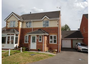 Thumbnail 2 bed semi-detached house for sale in Appletree Lane, Redditch