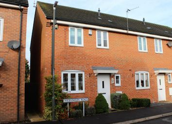 Thumbnail 3 bed end terrace house for sale in Widdowson Road, Long Eaton, Nottingham