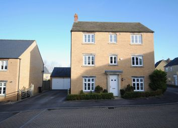 Thumbnail 5 bed detached house for sale in Stenter Square, Witney