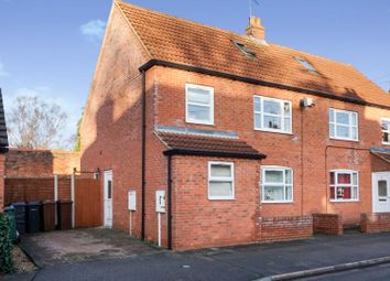 3 bed semi-detached house for sale in College Close, Lincoln LN1