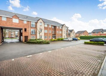 Thumbnail 2 bed flat for sale in Kingfisher Court, 1 Clarkes Lane, Willenhall, West Midlands