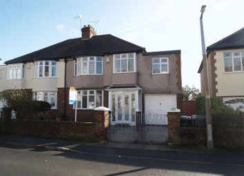 Thumbnail 4 bed semi-detached house for sale in Avondale Avenue, Maghull, Liverpool