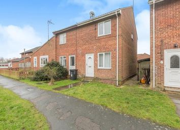 Thumbnail 2 bed semi-detached house for sale in Chalgrove Field, Swindon, Wiltshire