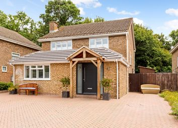 Thumbnail 4 bed detached house for sale in Saddlers Close, Burgess Hill