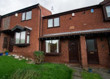 Thumbnail 2 bedroom town house to rent in Kestrel Close, Carlton, Nottingham
