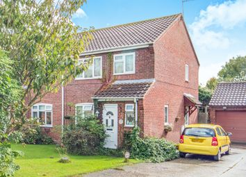Thumbnail 3 bed semi-detached house for sale in Oak Tree Close, Martham, Great Yarmouth