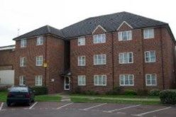 Thumbnail 1 bed flat for sale in Darenth Court, Upper Priory Street, Northampton, Northamptonshire