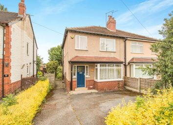 Thumbnail 3 bed semi-detached house for sale in Fearnville View, Leeds