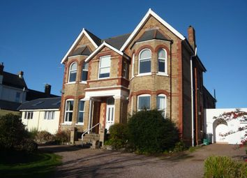 Thumbnail 3 bed flat for sale in Salterton Road, Exmouth