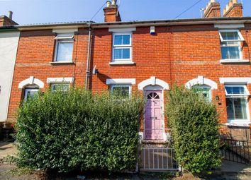 Granville Road, New Town, Colchester CO1. 2 bed terraced house