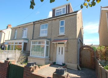 Thumbnail 4 bed semi-detached house for sale in Anns Hill Road, Gosport