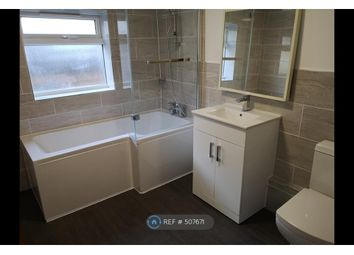 Thumbnail 4 bed flat to rent in Brecknock Road, London