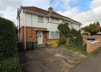 Thumbnail 3 bed semi-detached house for sale in Whitehouse Avenue, Borehamwood