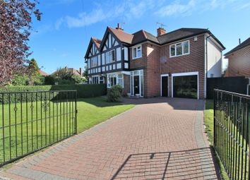 Thumbnail 4 bed semi-detached house for sale in Cumberland Avenue, Beeston, Nottingham