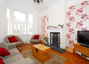 Thumbnail 3 bed terraced house to rent in Ravenswood Road, London