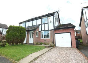 Thumbnail 3 bed semi-detached house for sale in Swallow Walk, Biddulph, Stoke-On-Trent