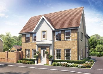 "Thumbnail 3 bed semi-detached house for sale in ""Morpeth"" at Armitage Road, Rugeley"
