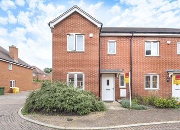 Thumbnail 1 bedroom end terrace house to rent in Oakwood Way, Botley