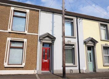 Thumbnail 2 bed terraced house for sale in Spring Terrace, Sandfields