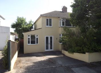 Thumbnail 4 bed semi-detached house for sale in Highland Road, Chelston, Torquay