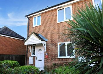 3 bed end terrace house for sale in Haywain Close, Weavering, Maidstone, Kent ME14