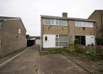 Thumbnail 3 bed semi-detached house to rent in New Hey Road, Brighouse