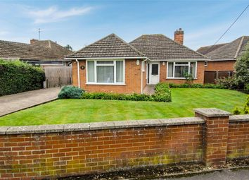 Thumbnail 3 bed detached bungalow for sale in Barrow Road, Harwell, Didcot, Oxfordshire