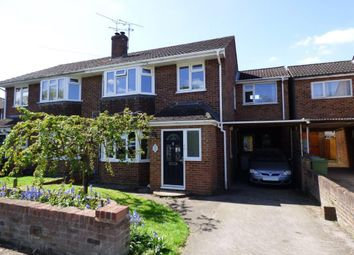 Thumbnail 4 bed semi-detached house for sale in Beta Road, Farnborough