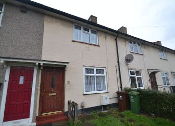 Thumbnail 2 bed terraced house to rent in Rowdowns Road, Dagenham
